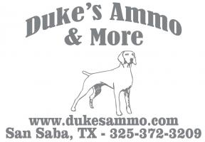 Duke's Ammo & More